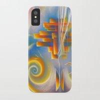 Dream City Slim Case iPhone X