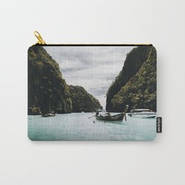 tropical ix Carry-All Pouch