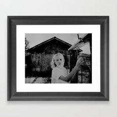 Carry Away Framed Art Print