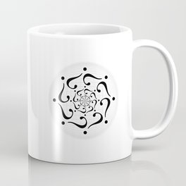 Conundrum Vortex  Coffee Mug