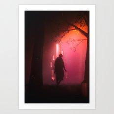 SOULKEEPER// Day 617 Art Print