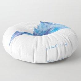 Virginia Floor Pillow