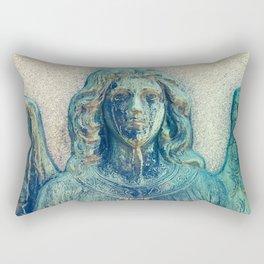 Pleurs Ange Rectangular Pillow
