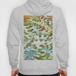 Dusty Miller Abstract Pop Art Hoody