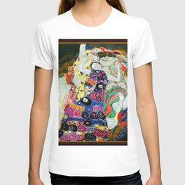 Art Nouveau Ladies - Gustav Klimt T-shirt
