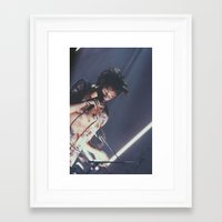 matty healy Framed Art Prints featuring Matty Healy Phone Case by jfiergj0enf