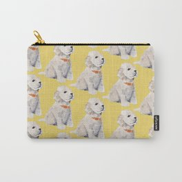 Cockapoo Pups Carry-All Pouch
