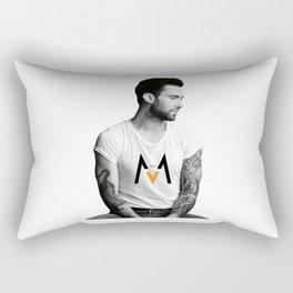 Adam Levine Rectangular Pillow