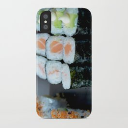 Sushi 2 iPhone Case