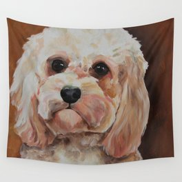 Emme The Cavapoo Wall Tapestry