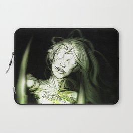 she's in the woods Laptop Sleeve