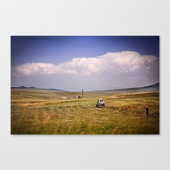 Armenia Canvas Print