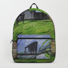 Lunch in the park Backpack