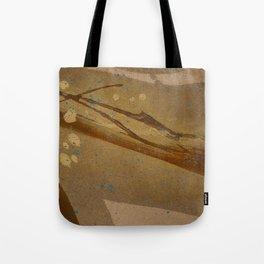 joelarmstrong_rust&gold_073 Tote Bag