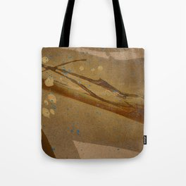 joelarmstrong_rust&gold_073 Tote Bag