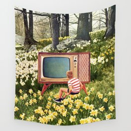 Kids These Days Wall Tapestry