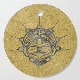 Smoke Frog Sand Cutting Board