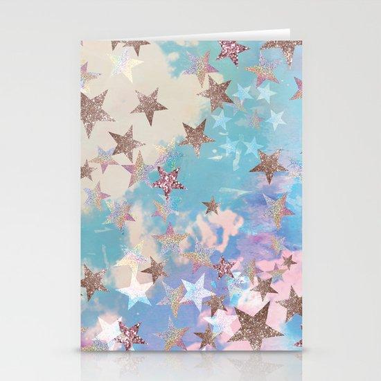 Starry Eyed Stationery Cards