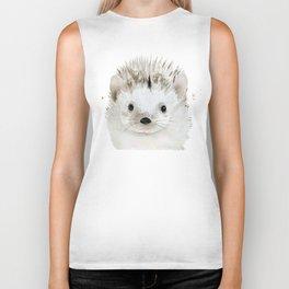 Hedgehog. Biker Tank