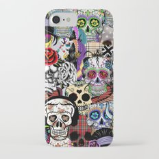SKULL Slim Case iPhone 7