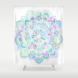 Mandala 07 Shower Curtain