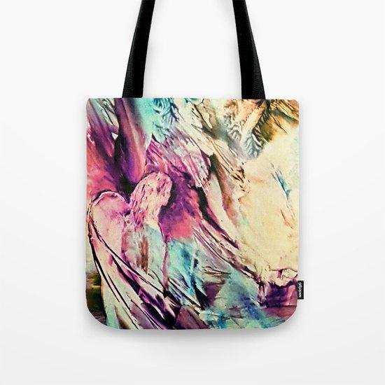 Angels in heaven Tote Bag