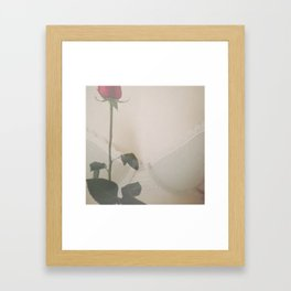 Safeness Framed Art Print