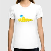 yellow submarine T-shirts featuring Yellow Submarine by Tali Rachelle