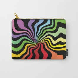 Tripping on a Rainbow Carry-All Pouch