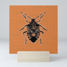 Bugged. Mini Art Print