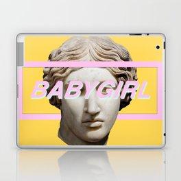Baby Girl Laptop & iPad Skin