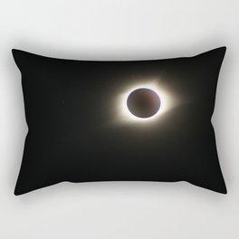 Summer Eclipse Rectangular Pillow
