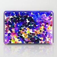 confetti iPad Cases featuring Confetti by Art-Motiva