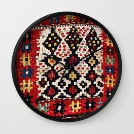 Kordi Northwest Persian Khorjin Print Wall Clock