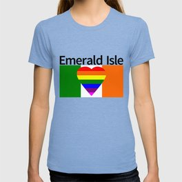 Ireland Gay Wedding T-shirt