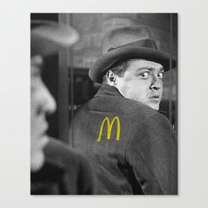 M le Maudit Canvas Print
