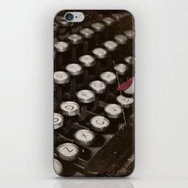 Type-Oh iPhone Skin
