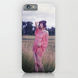 Big Girls Cry iPhone Case