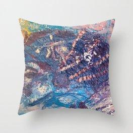 Caribbean Rasta Woman Throw Pillow