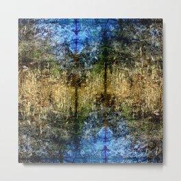 The Watering Hole Metal Print