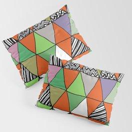 Triangle 2 Pillow Sham