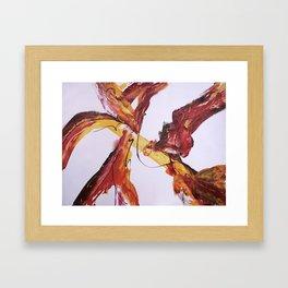 Overflowing Love Framed Art Print