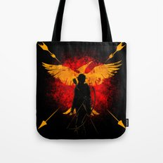 Revolution and Fire Tote Bag