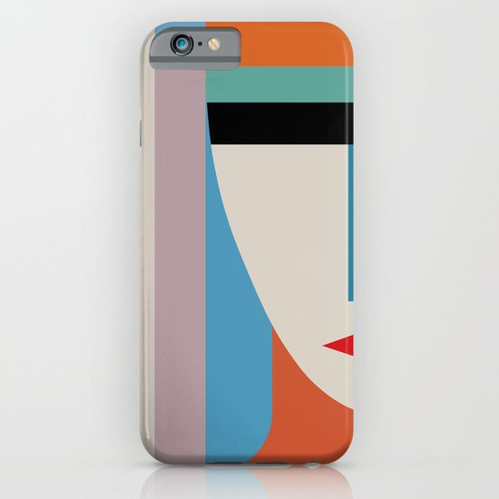 Absolute Face iPhone & iPod Case