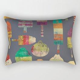 Buoy nautical artowrk  Rectangular Pillow