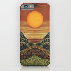 Sunset vibes iPhone 6s Slim Case