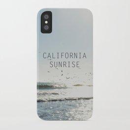 california birds v. 2 iPhone Case