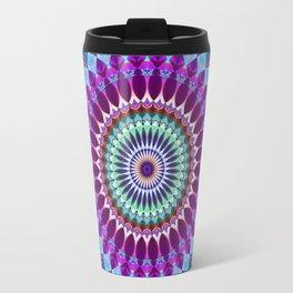 Geometric Mandala G382 Travel Mug
