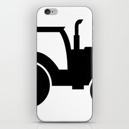 tractor iPhone Skin