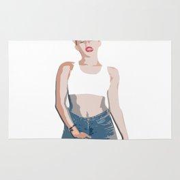 Go Miley Rug